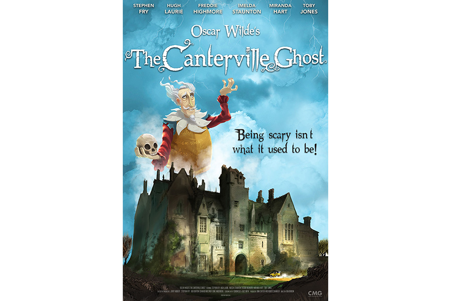 "THE FEATURE ANIMATION ""THE CANTERVILLE GHOST"""