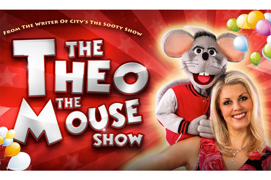 EDUTAINMENT LICENSING PER THE THEO THE MOUSE SHOW