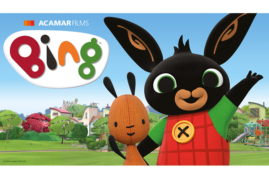 ACAMAR FILMS' BING CONTINUES TO GROW