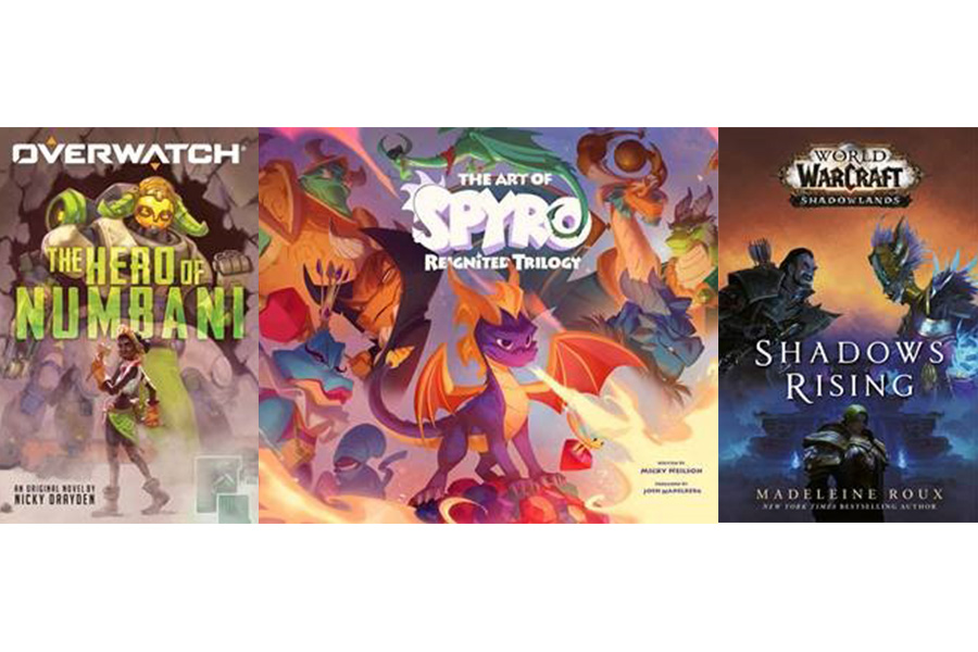 SUMMER READING WITH ACTIVISION BLIZZARD