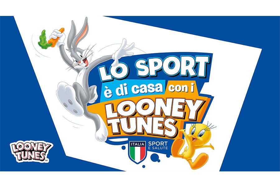 WARNER BROS ENTERTAINMENT ITALIA SCENDE IN CAMPO INSIEME A SPORT E SALUTE