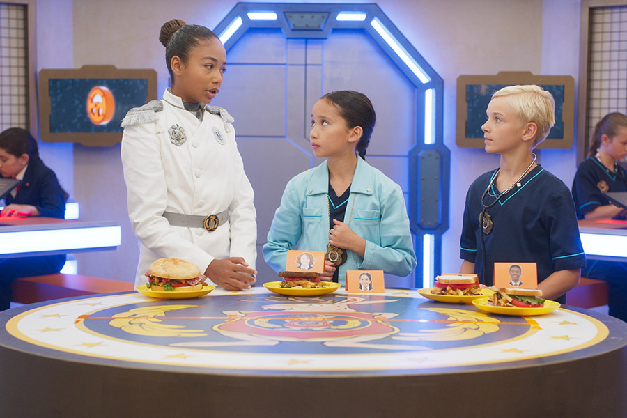 ODD SQUAD NEW JULY EPISODES