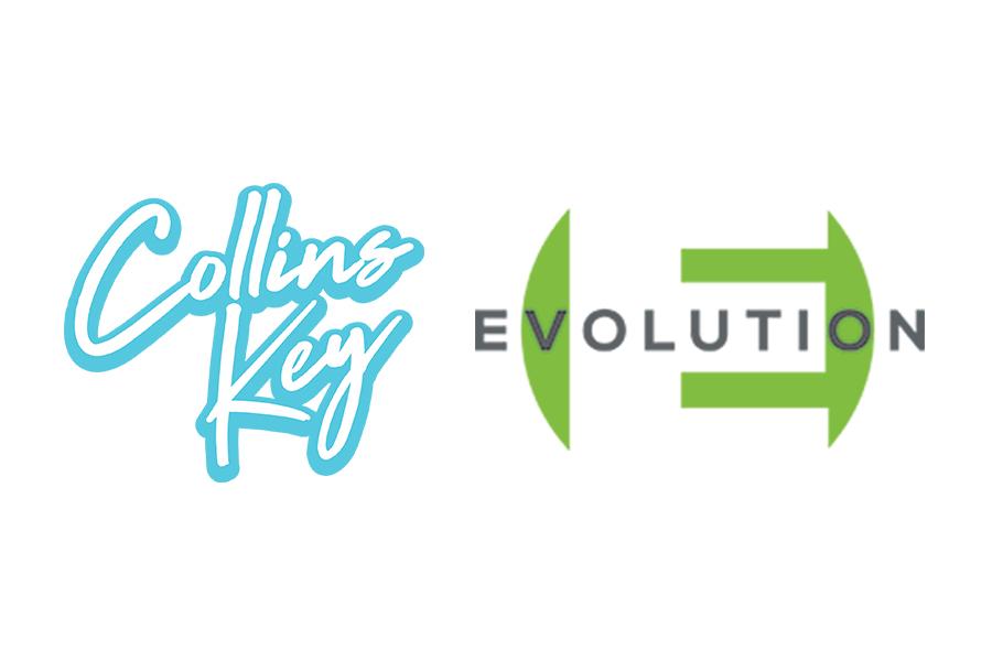 COLLINS E DEVAN KEY NAME EVOLUTION USA COME AGENTE LICENSING