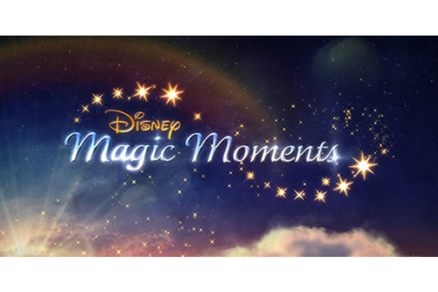 DISNEY ITALIA LANCIA DISNEY MAGIC MOMENTS