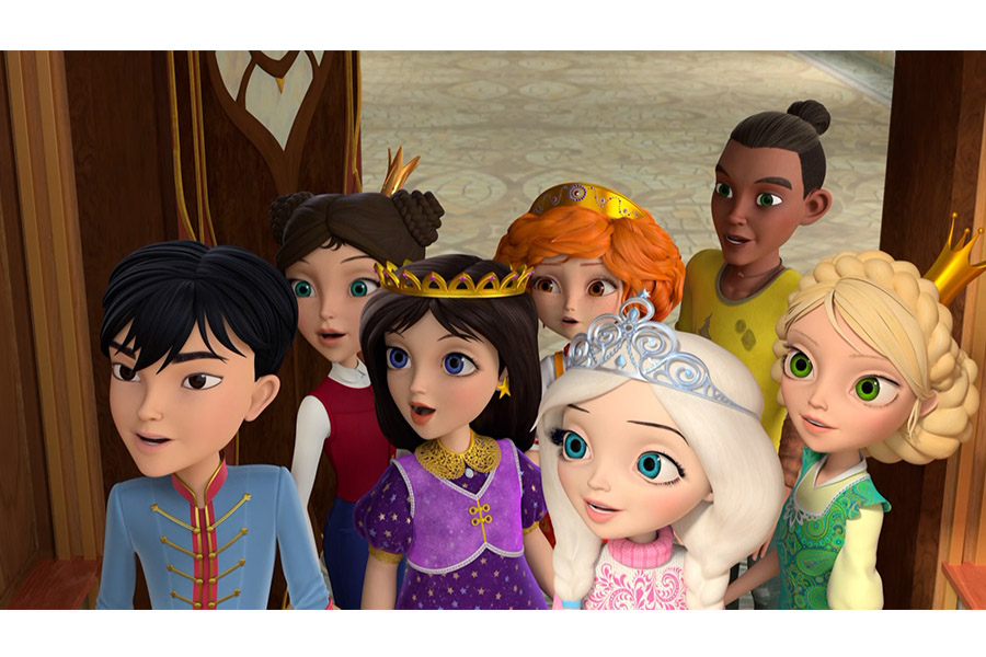LITTLE TIARAS: THE ANIMATED SERIES FROM RUSSIA