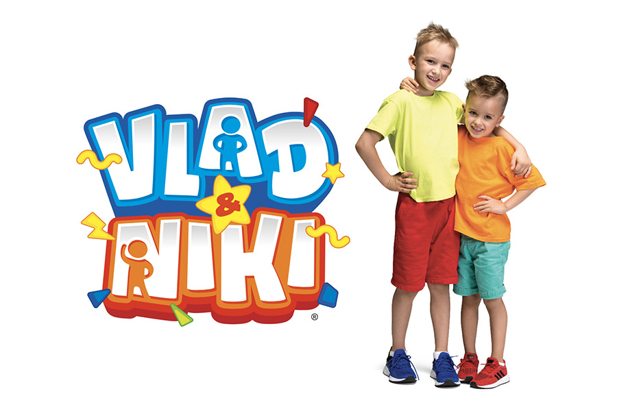 WILDBRAIN CPLG PRESSES PLAY ON DEAL FOR VLAD AND NIKI