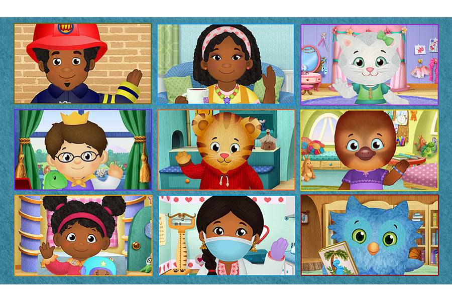 NEW DANIEL TIGER'S NEIGHBORHOOD SPECIAL ON PBS KIDS