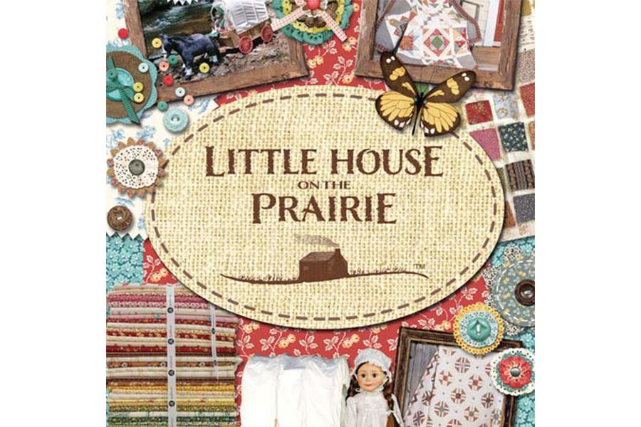 LITTLE HOUSE ON THE PRAIRIE® ENTRA NELLE CASE DEGLI AMERICANI