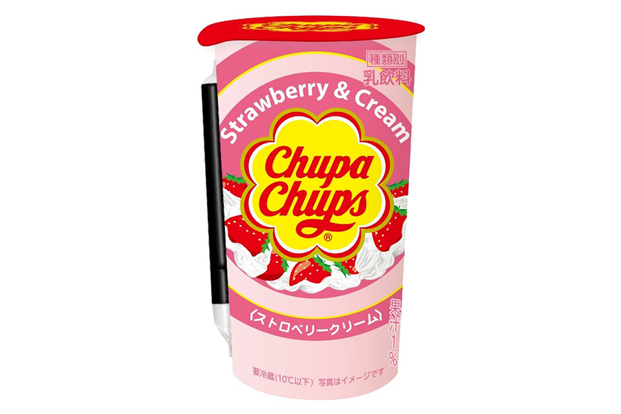 JAPAN TO COOL OFF THIS SUMMER WITH CHILLED CHUPA CHUPS DRINKS
