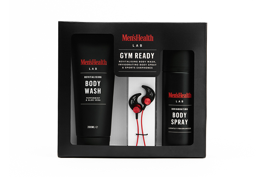 MEN'S HEALTH LANCIA I NUOVI SET DA REGALO