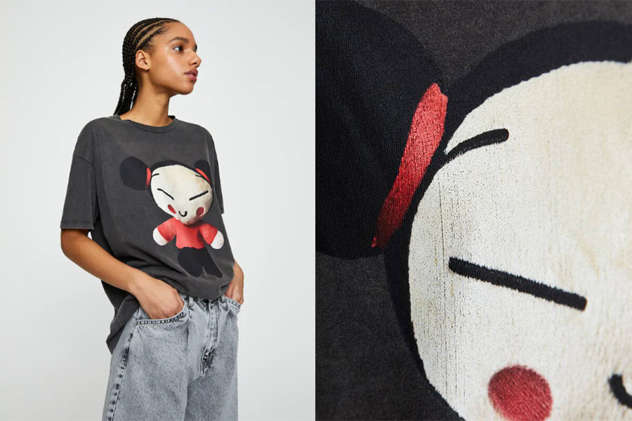 PUCCA CONQUERS THE FASHION INDUSTRY
