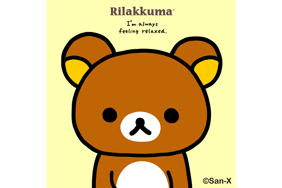 DIFUZED A BORDO PER RILAKKUMA