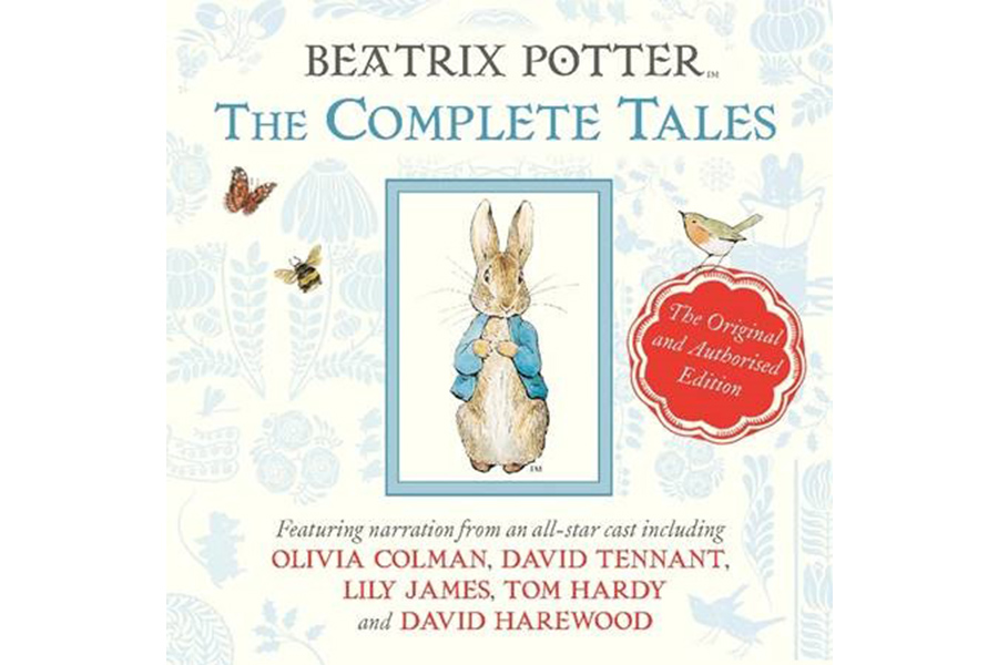 PENGUIN RANDOM HOUSE ANNOUNCE A BRAND NEW AUDIO EDITION OF BEATRIX POTTER