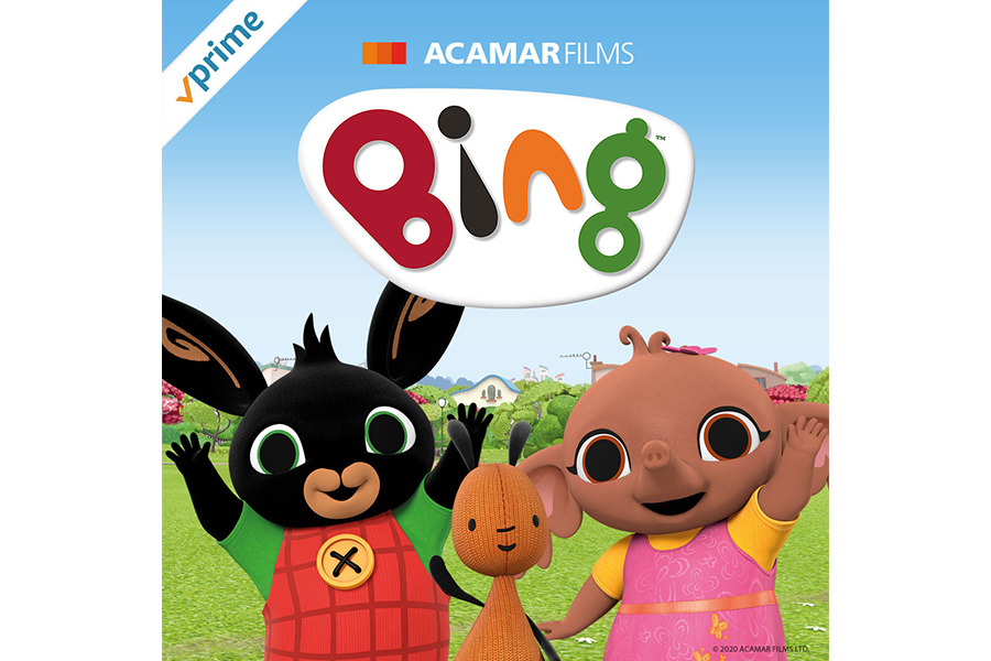 ACAMAR FILMS BRINGS MORE BING TO THE UK, ITALY AND SPAIN ON AMAZON PRIME VIDEO