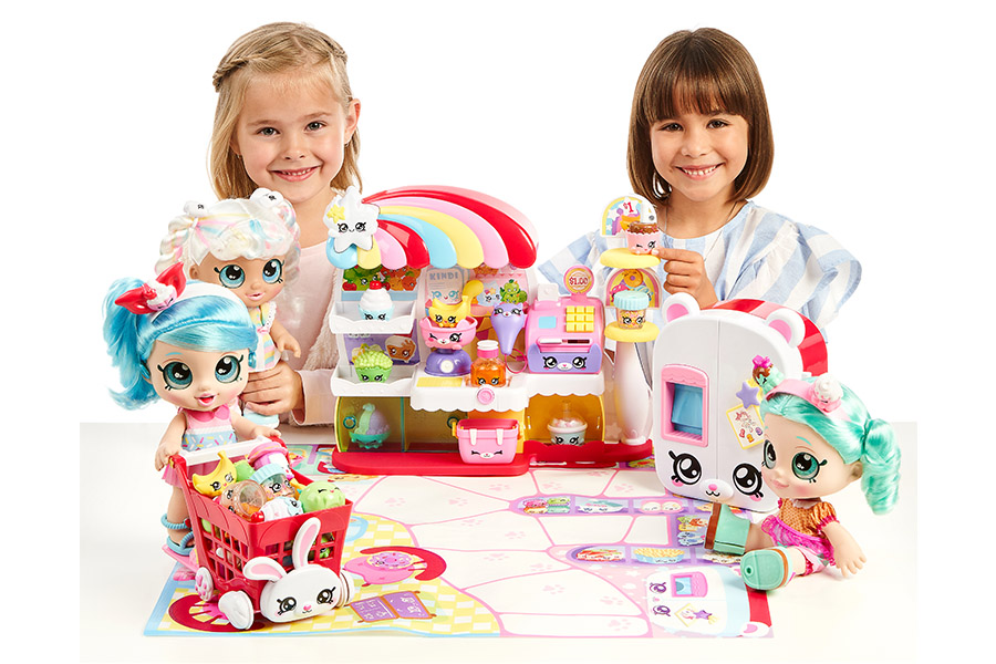 MOOSE TOYS PRESCHOOL HIT KINDII KIDS INSPIRES NEW COLLECTION FROM BLUEPRINT