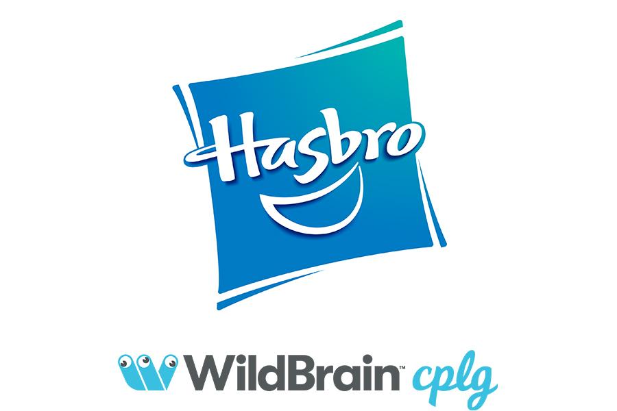 HASBRO ESPANDE IL PROGRAMMA LICENSING DI WILDBRAIN CPLG