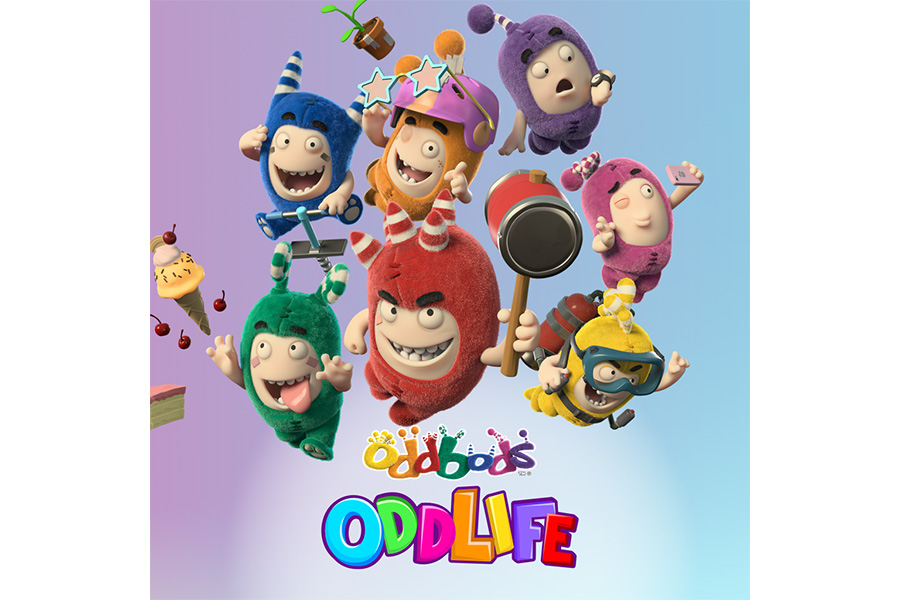 ONE ANIMATION COMBATS COVID WITH ODDBODS AND DIGITAL INNOVATION