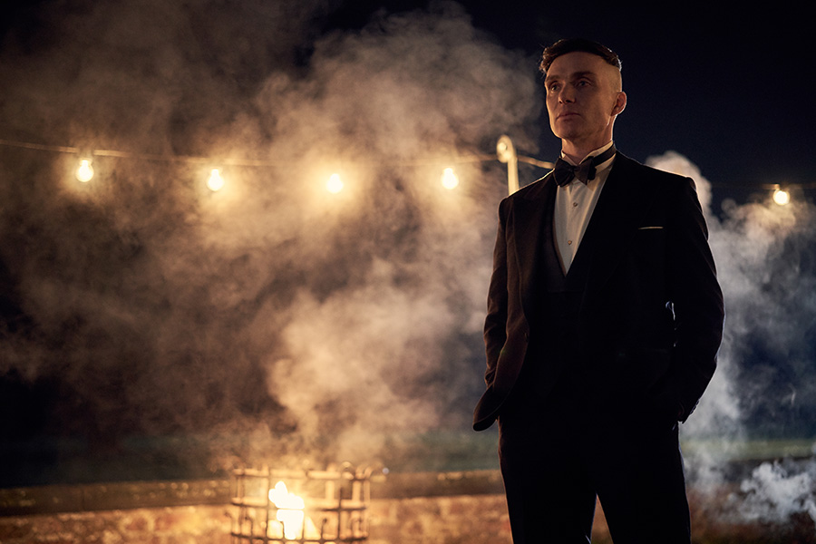 ENDEMOL SHINE GROUP REVALS SIX NEW LICENSEES FOR PEAKY BLINDERS BRAND