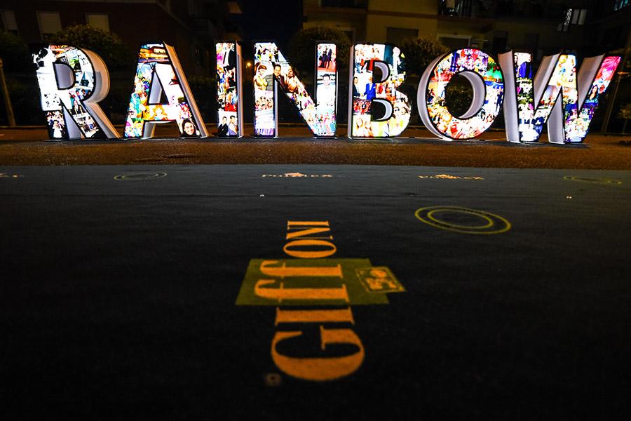 RAINBOW A #GIFFONI50: 25 ANNI DI EMOZIONI