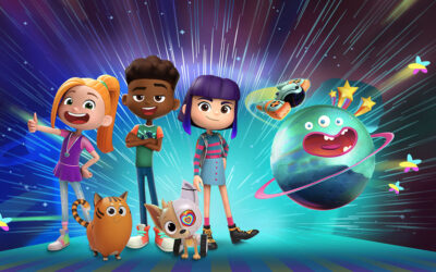 STUDIO 100 MEDIA PARTNERSHIP WITH T&B MEDIA GLOBAL AND FLYING BARK PRODUCTIONS FOR THE PRODUCTION OF 'FRIENDZSPACE'