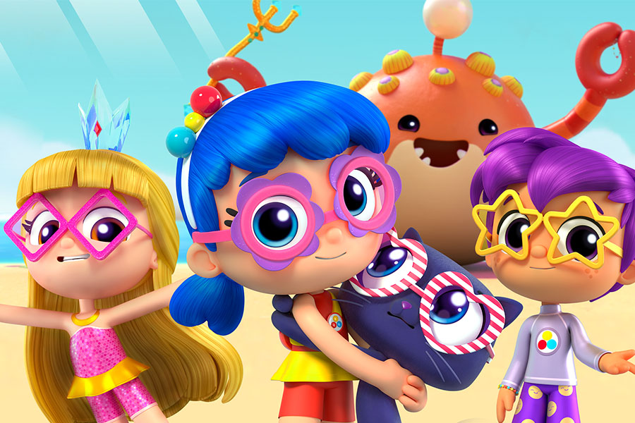 TRUE AND THE RAINBOW KINGDOM RETURNS TO NETFLIX