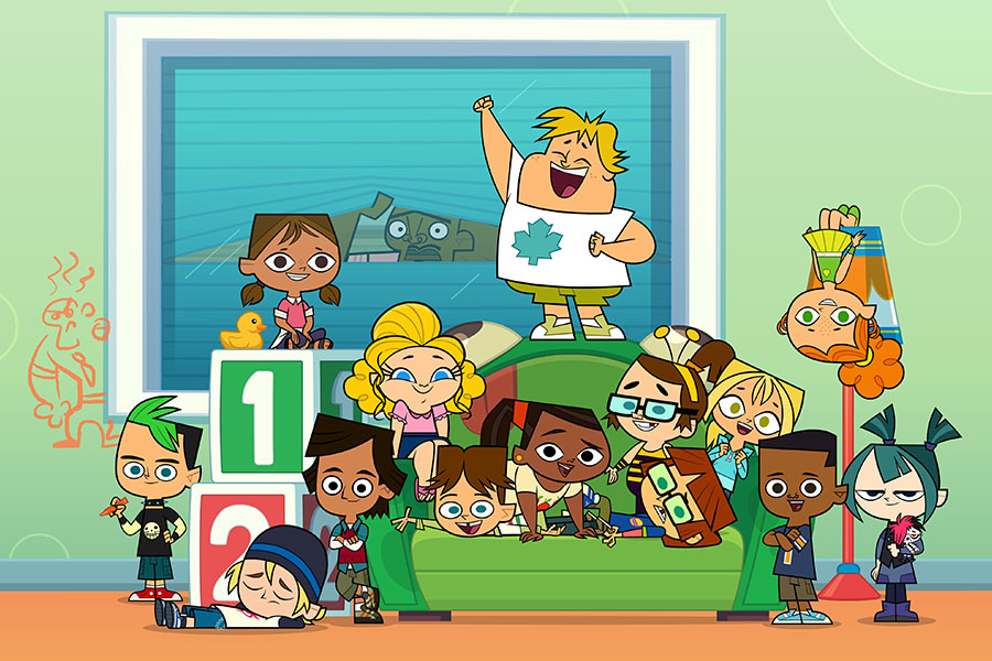 CAKE AND FRESH TV ANNOUNCE A THIRD SEASON OF TOTAL DRAMARAMA
