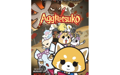 AGGRETSUKO SEASON 3 LAUNCHED ON NETFLIX 27TH AUGUST 2020