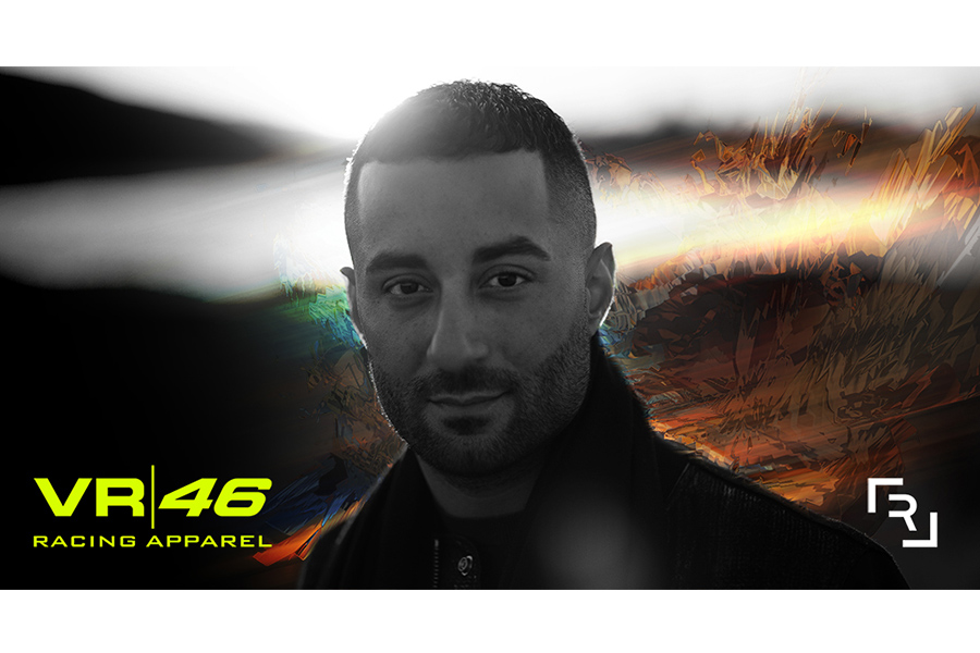 JOSEPH CAPRIATI COLLABORA CON VR|46 RACING APPAREL