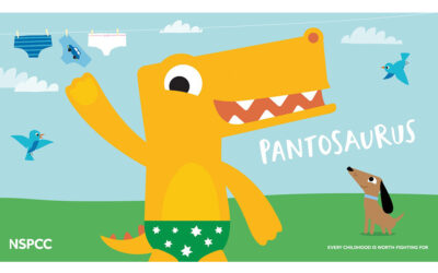 EDUTAINMENT LICENSING AND NSPCC TO LAUNCH PANTOSAURUS AT THE FESTIVAL OF LICENSING EUROPE