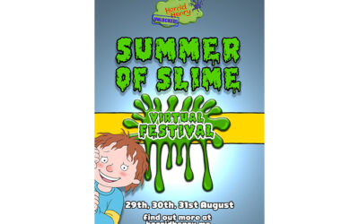 NOVEL ENTERTAINMENT GETS READY TO ROCK WITH VIRTUAL HORRID HENRY 'SUMMER OF SLIME' FESTIVAL