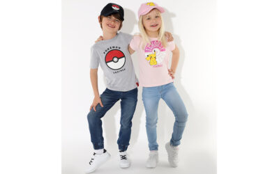 POKÉMON E I NEGOZI Z PRESENTANO LA CAPSULE COLLECTION