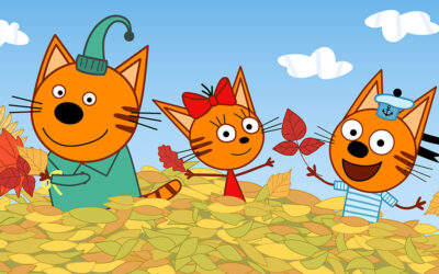 APC KIDS ADDS NEW INTERNATIONAL BROADCAST PARTNERS TO CTC MEDIA'S KID-E-CATS