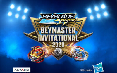BEYBLADE BURST ANNOUNCE THE 2020 BEYMASTER INVITATIONAL