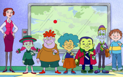 HORRID HENRY'S GROSS DAY OUT READY TO LAUNCH ON NETFLIX