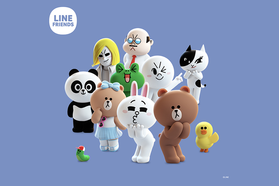 WILDBRAIN CPLG CONNECTS WITH NEW EUROPEAN PARTNERS FOR LINE FRIENDS