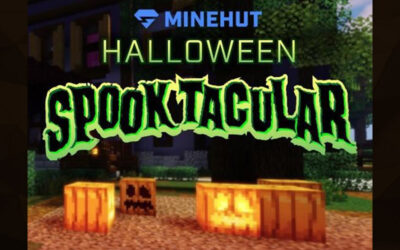 SUPER LEAGUE GAMING LAUNCHES THE MINEHUT HALLOWEEN SPOOKTACULAR