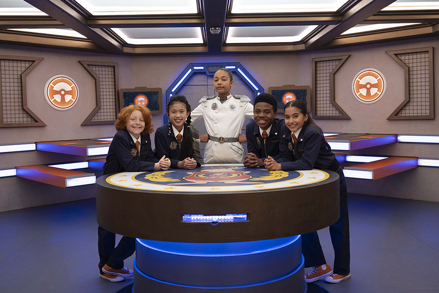 ADVENTURE ACADEMY AS NATIONAL SPONSOR FOR ODD SQUAD