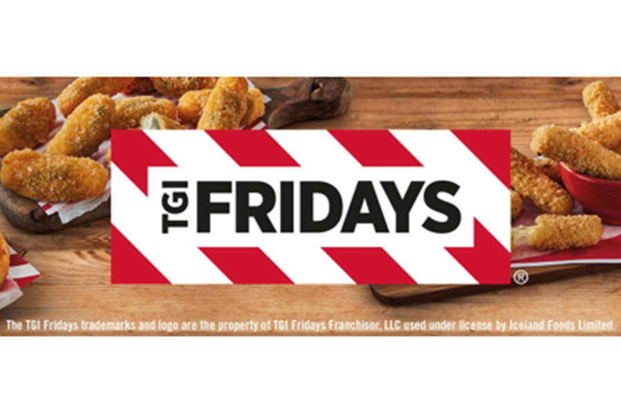 TGI FRIDAYS CHILLS OUT WITH ICELAND