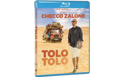 TOLO TOLO OF ZALONE CHECCO COMES IN DVD AND BLU-RAY™ FROM SEPTEMBER 10TH