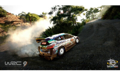 EXCITING NEW WRC 9 OFFICIAL VIDEO GAME LAUNCHED