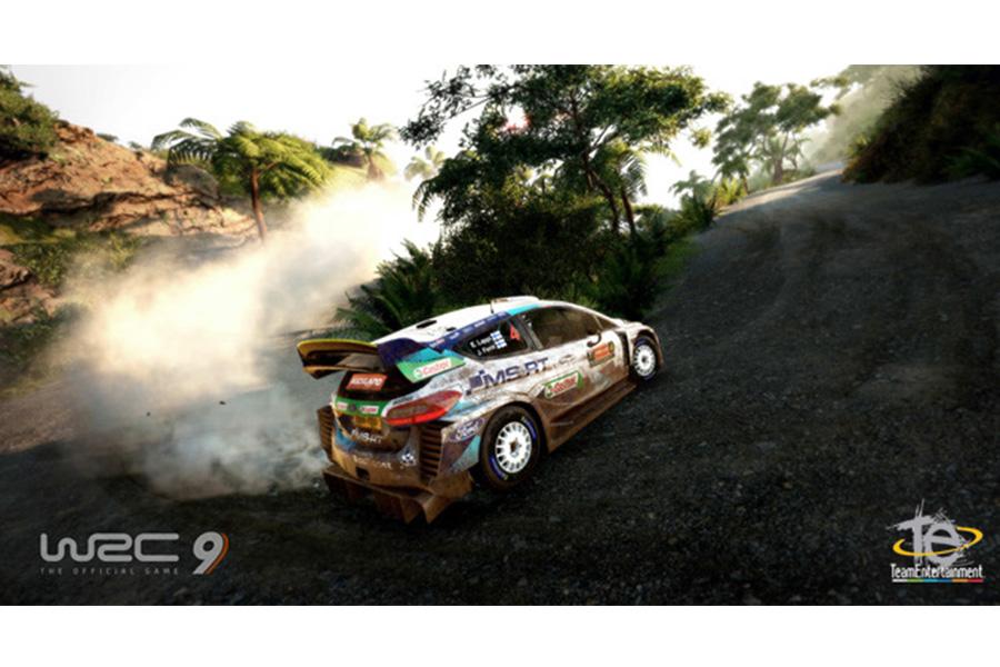 ARRIVA IL NUOVO ENTUSIASMANTE GIOCO UFFICIALE DEL WRC 9