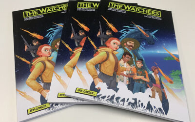 KEYFRAME STUDIOS INTRODUCES: THE WATCHERS