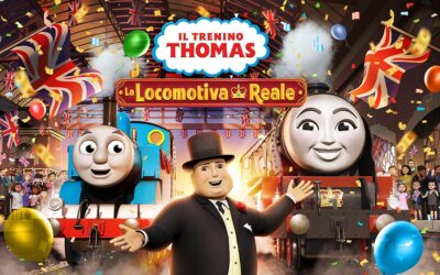 THOMAS & FRIENDS IS BACK