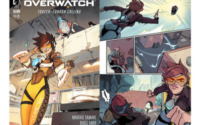 CHEERS LOVE! A NEW OVERWATCH COMIC SERIES IS HERE!