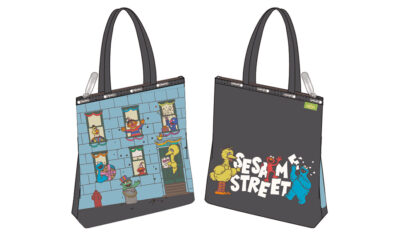 LESPORTSAC X SESAME STREET COLLECTION