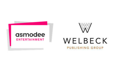ASMODEE ENTERTAINMENT AND WELBECK EXPAND COLLABORATION WITH MORE GAMING BRANDS