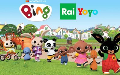 BRAND NEW SERIES OF BING TO LAUNCH IN ITALY