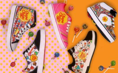 CHUPA CHUPS AND HEELYS… A PERFECT PAIR!