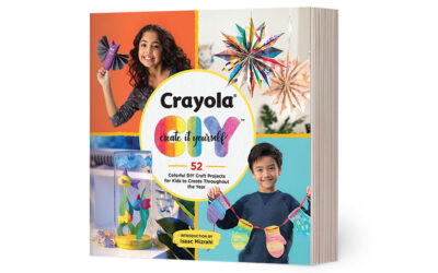 RUNNING PRESS AND CRAYOLA ANNOUNCE PUBLISHING PARTNERSHIP