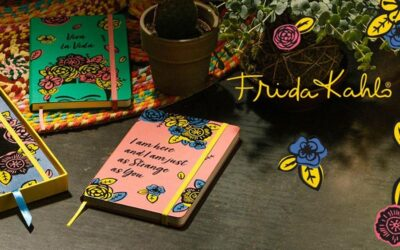 FRIDA KAHLO LEGENDARY MOLESKINE JOURNALS